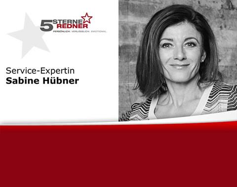 5-Sterne Rednerin Sabine Hübner