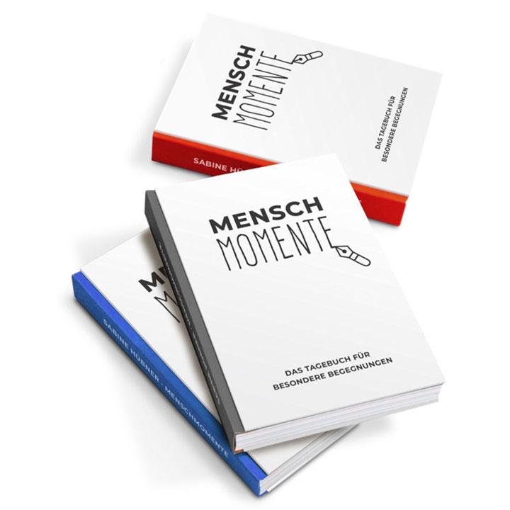 Menschmomente - Das Tagebuch für besondere Begegnungen