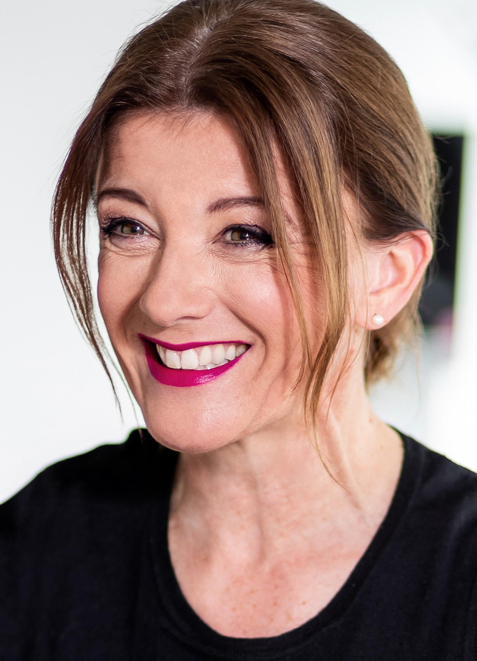 Sabine Hübner - Fotograf: Martin Steiger