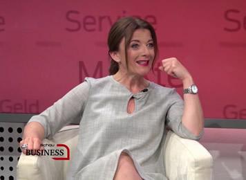Service-Expertin Sabine Hübner bei schauTV