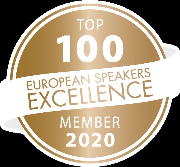 Top 100 European Speakers Excellence
