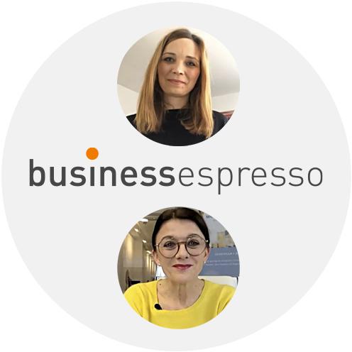 Business-Espresso Vanessa Rommel