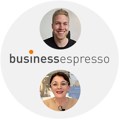 Business-Espresso Max Unkenholz - Bewegtbild