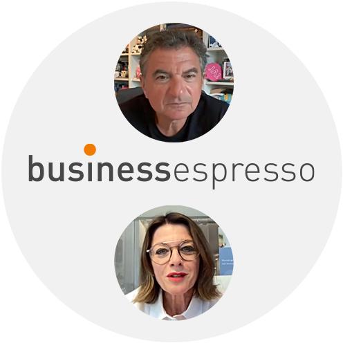 Business-Espresso mit Dr. Ferri Abolhassan