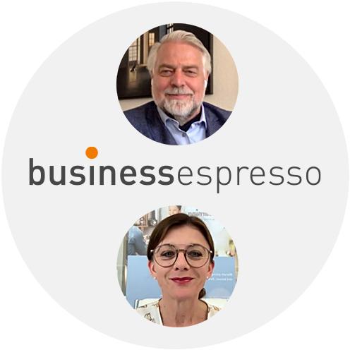 Business-Espresso Nachhaltigkeit Wirtschaftlichkeit